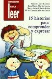 Portada de 15 HISTORIAS PARA COMPRENDER Y EXPRESAR