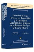 Portada de LA PROTECCION DE LAS PERSONAS CON DISCAPACIDAD