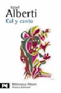 Portada de CAL Y CANTO