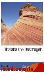 Portada de THALABA THE DESTROYER