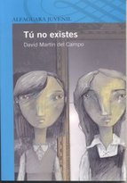 Portada de TÚ NO EXISTES (EBOOK)