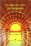 Portada de UN LIBRO DE TEXTO DE TEOSOFIA