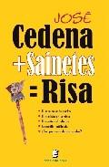 Portada de CEDENA + SAINETES = RISA