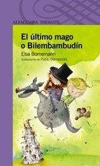 Portada de EL ÚLTIMO MAGO O BILEMBAMBUDÍN (EBOOK)