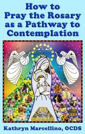 Portada de HOW TO PRAY THE ROSARY AS A PATHWAY TO CONTEMPLATION