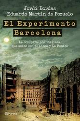 Portada de EL EXPERIMENTO BARCELONA