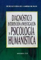 Portada de DIAGNÓSTICO, INTERVENCIÓN E INVESTIGACIÓN EN PSICOLOGÍA HUMANÍSTICA
