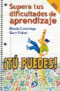 Portada de SUPERA TUS DIFICULTADES DE APRENDIZAJE