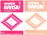 Portada de AVENIDA BRASIL 2: CURSO BASICO DE PORTUGUES PARA ESTRANGEIROS