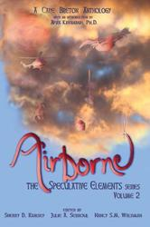 Portada de AIRBORNE: THE SPECULATIVE ELEMENTS, V.2