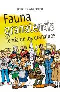 Portada de FAUNA GRANATENSIS: TEORIA DE LOS GRANAINOS