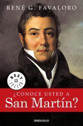 Portada de ¿CONOCE USTED A SAN MARTÍN? - EBOOK