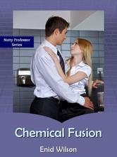 Portada de CHEMICAL FUSION (ROMANTIC SUSPENSE)