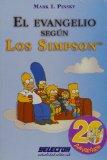 Portada de EL EVANGELIO SEGUN LOS SIMPSON