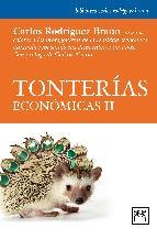 Portada de TONTERÍAS ECONÓMICAS II (EBOOK)