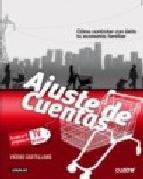 Portada de AJUSTE DE CUENTAS (EBOOK)