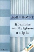 Portada de IL BAMBINO CON IL PIGIAMA A RIGHE