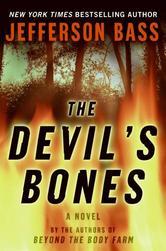 Portada de THE DEVIL'S BONES