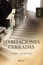Portada de HABITACIONES CERRADAS