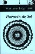 Portada de HURACAN DE SOL