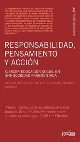 Portada de RESPONSABILIDAD, PENSAMIENTO Y ACCIÓN - EBOOK