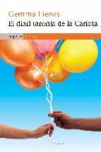 Portada de EL DIARI TARONJA DE LA CARLOTA (EBOOK)