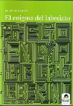 Portada de EL ENIGMA DEL LABERINTO