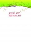 Portada de SENSE AND SENSIBILITY