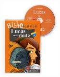 Portada de LUCAS SUR LA ROUTE-NIVEL 4-08