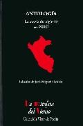 Portada de ANTOLOGIA: LA POESIA DEL SIGLO XX EN PERU