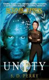 Portada de UNITY (STAR TREK: DEEP SPACE NINE)