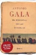 Portada de EL PEDESTAL DE LAS ESTATUAS
