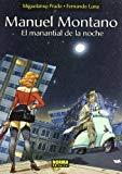 Portada de MANUEL MONTANO: EL MANANTIAL DE LA NOCHE (COL. PRADO Nº12)