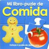 Portada de MI LIBRO-PUZLE DE COMIDA