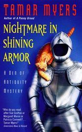 Portada de NIGHTMARE IN SHINING ARMOR