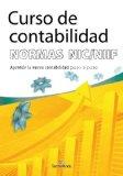 Portada de CURSO DE CONTABILIDAD. NORMAS NIC/NIIF