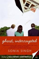 Portada de GHOST, INTERRUPTED
