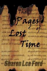 Portada de THE PAGES OF LOST TIME