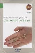 Portada de COMUNIDAD DE BIENES