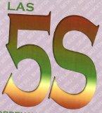 Portada de LAS 5S: ORDEN Y LIMPIEZA EN EL PUESTO DE TRABAJO