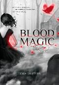 Portada de BLOOD MAGIC    (EBOOK)