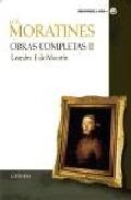 Portada de LOS MORATINES: OBRAS COMPLETAS II
