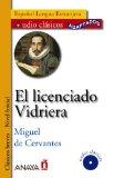Portada de EL LICENCIADO VIDRIERA (AUDIO CLASICOS ADAPTADOS)