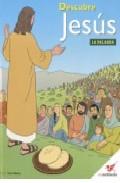 Portada de DESCUBRE: JESUS: LA PALABRA