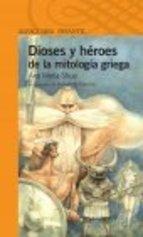 Portada de DIOSES Y HÉROES DE LA MITOLOGÍA GRIEGA (EBOOK)