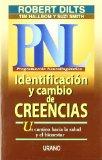 Portada de PNL: IDENTIFICACION Y CAMBIO DE CREENCIAS