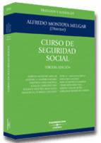 Portada de CURSO DE SEGURIDAD SOCIAL