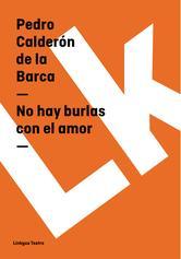 Portada de NO HAY BURLAS CON EL AMOR - EBOOK