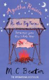 Portada de AGATHA RAISIN AS THE PIG TURNS