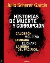 Portada de HISTORIAS DE MUERTE Y CORRUPCIÓN - EBOOK
